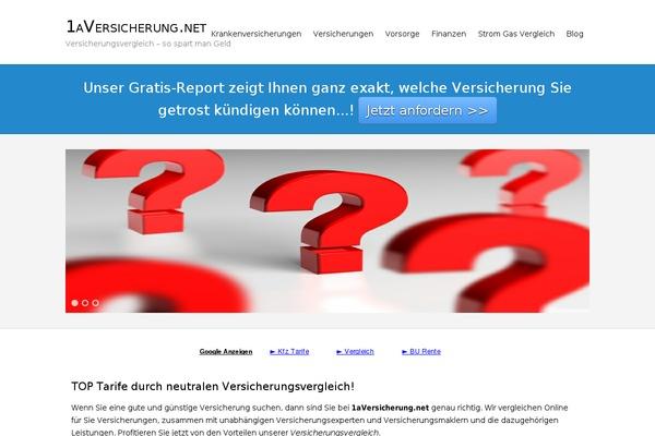 thesis r&v versicherung