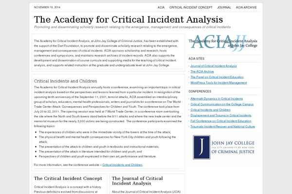 Examples For Critical Incident Analysis Homework Service