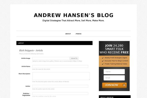 andrewhansen.name