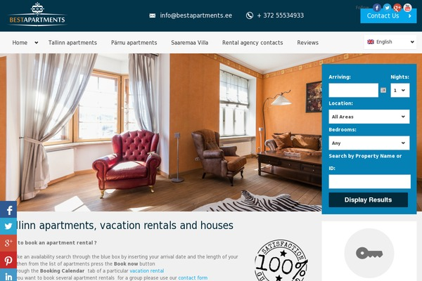 bestapartments.ee