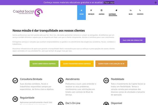 Nuzi-child-theme WordPress theme, websites examples using Nuzi-child ...