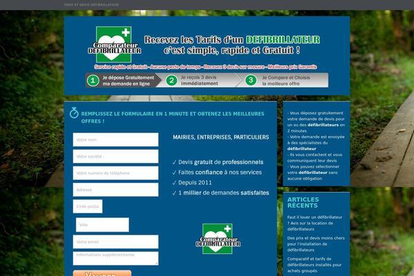 InStyle WordPress theme, websites examples using InStyle theme ...