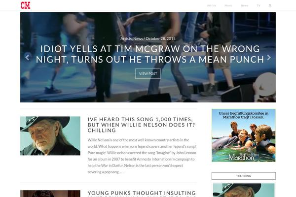 x WordPress theme, themetix.com