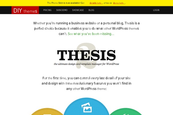 diy thesis theme discount Discount gift cards (1) get diythemes helps you create and maintain a custom wordpress theme that and it doesn't hurt that you can save on thesis 20 with.