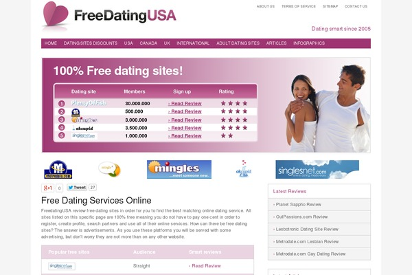 best free dating site in usa and canada