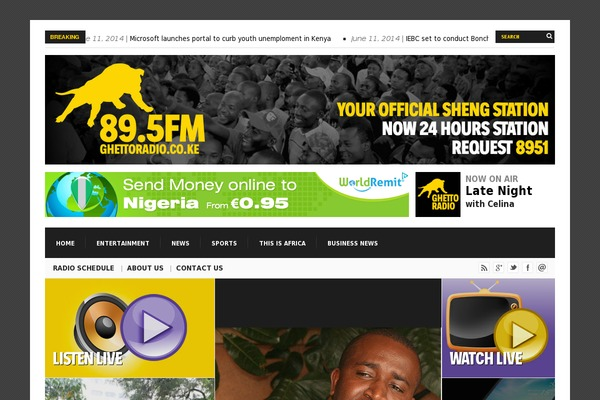 ghettoradio.co.ke