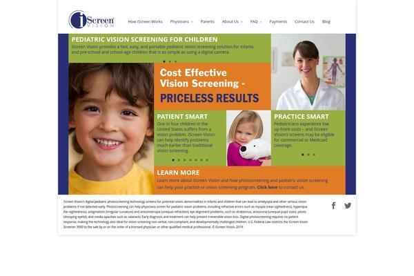 pediatric vision screening