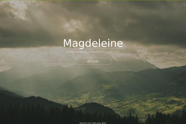 Image result for Magdeleine.co