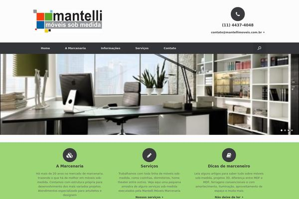 vantage WordPress theme, themetix.com