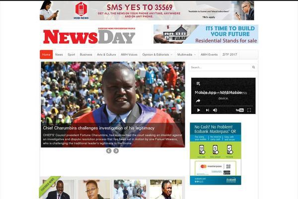 Newsday newspaper zimbabwe online dating 5