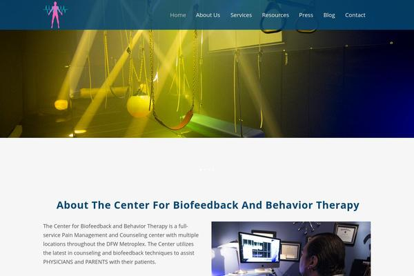 dynamic content gallery thesis theme
