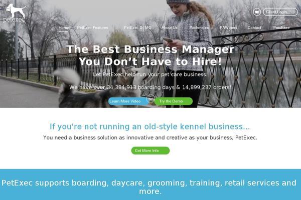 Keyweb WordPress theme, websites examples using Keyweb theme