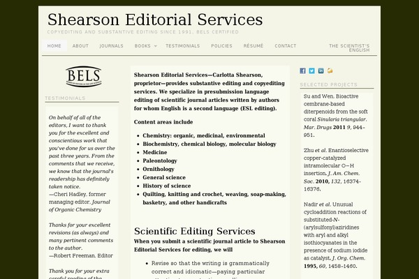 Submit a manuscript - Nature Research Editing Service