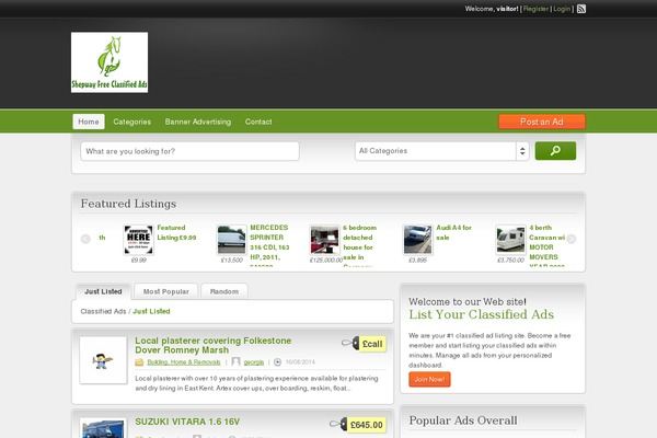 Classipress v34 - Appthemes Classifieds Ads Theme