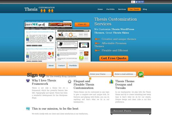 great blog designs using thesis The introduction should contain your thesis statement or the topic of your research as well as the purpose of your study research paper outline examples.