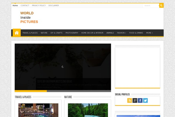 sahifa WordPress theme, themetix.com