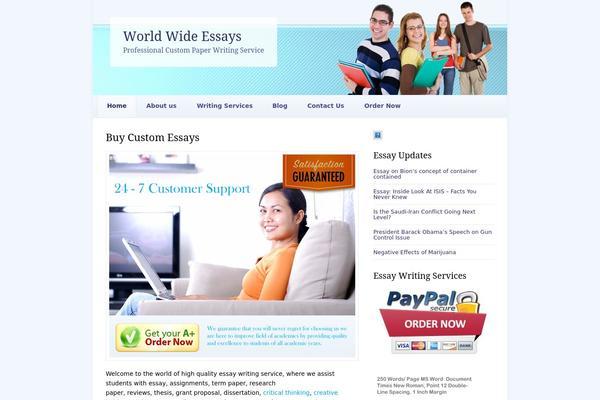 wod press essay